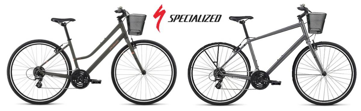 Comfort bike - Specialized Alibi